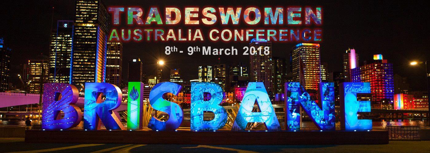 Brisbane tradeswomen Australia 2018