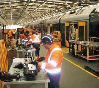 Apprentice Rail Maintainer