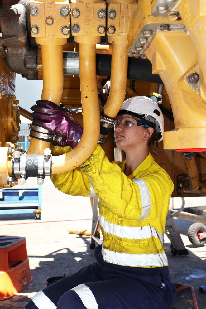 Apprentice Trades
