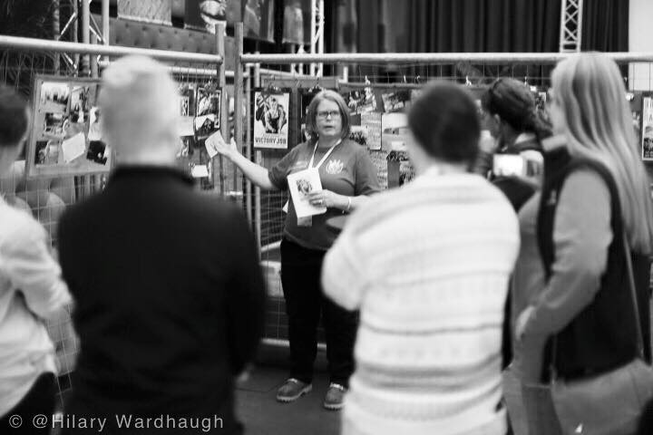 100 years of tradeswomen exhibition
