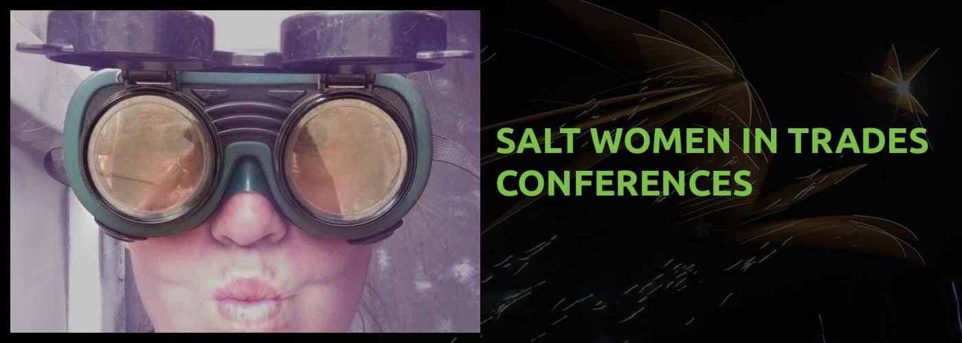 Salt Women in Trade Conference Banner